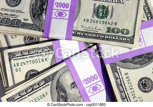 Ten Thousand bucks3 - csp0011883