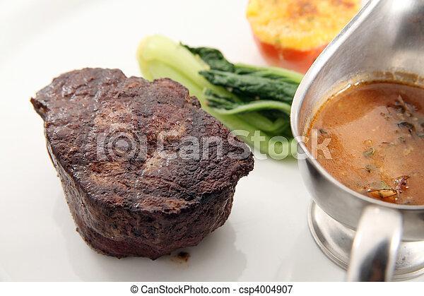 Tenderloin steak - csp4004907