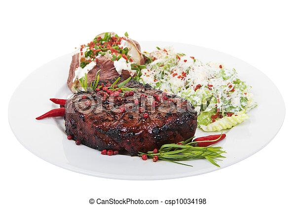 Tenderloin steak - csp10034198