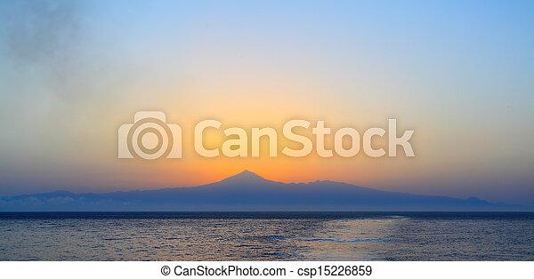 Tenerife - csp15226859