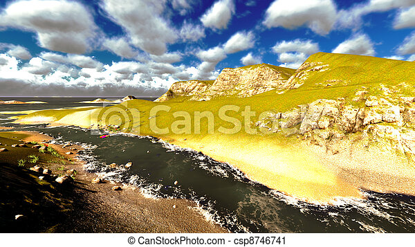 tengerpart - csp8746741
