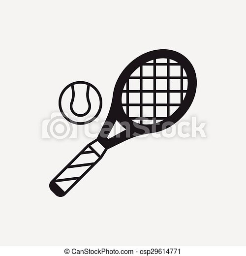 El icono del tenis - csp29614771