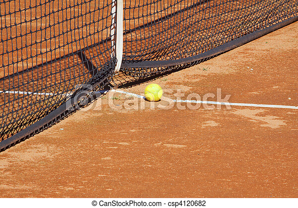 teniszlabda - csp4120682