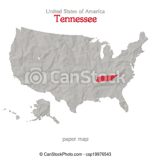 tennessee - csp19976543