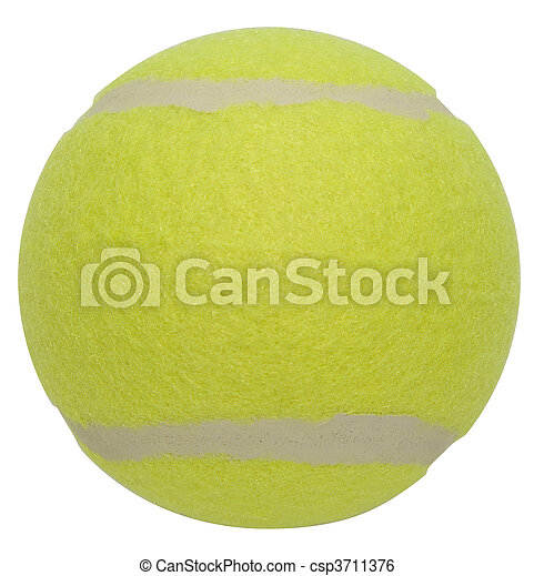 Tennis Ball - csp3711376