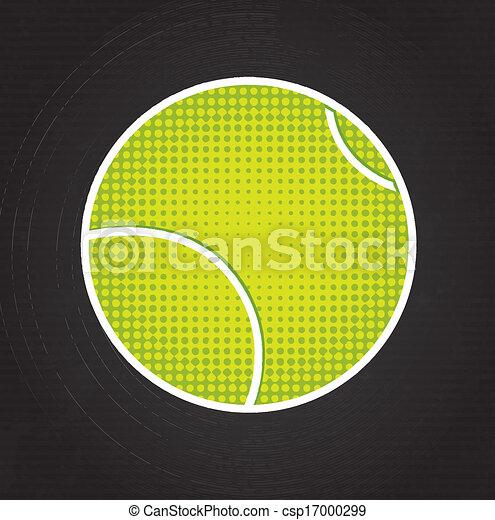 tennis design - csp17000299