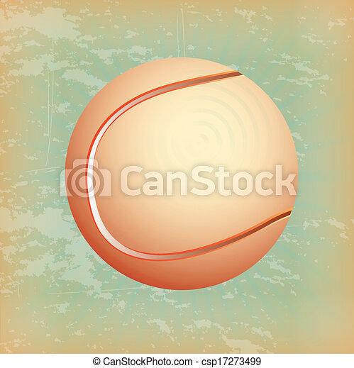 tennis design - csp17273499