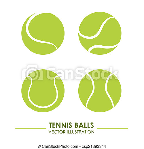 tennis design - csp21393344