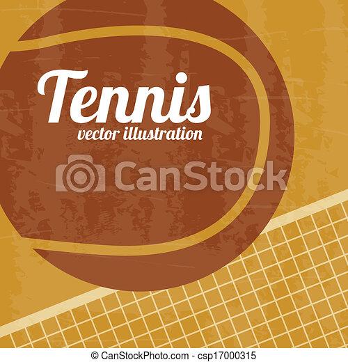 tennis design - csp17000315