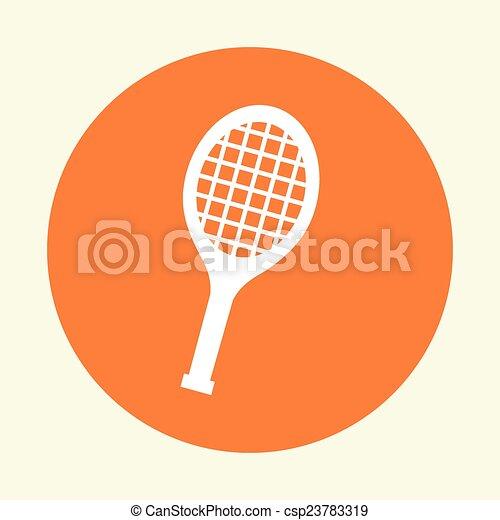 tennis design - csp23783319
