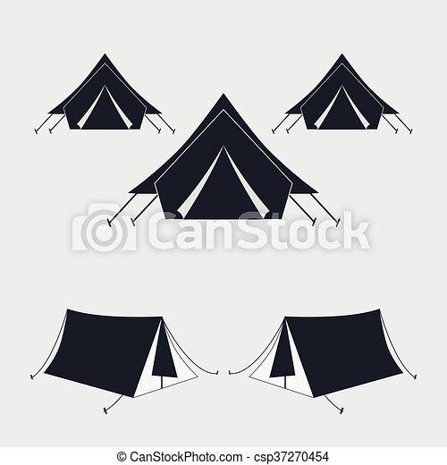 tent - csp37270454
