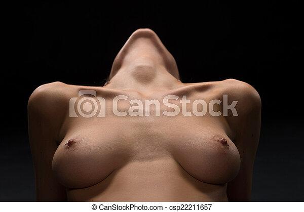 Sexy meisje naakte beelden