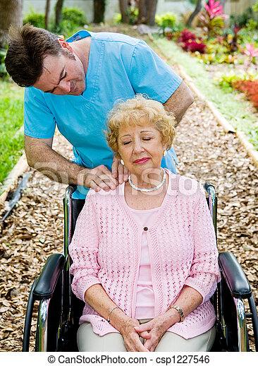 terapi, -, massera, fysisk - csp1227546