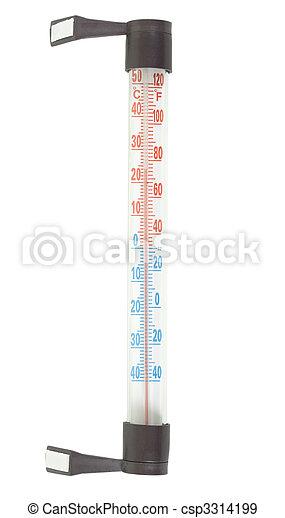 termómetro al aire libre - csp3314199