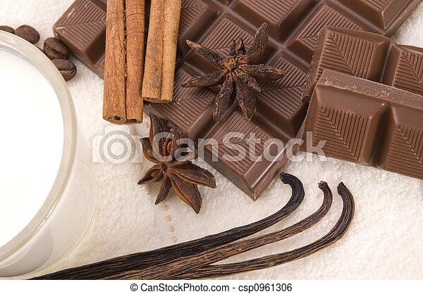 terme, cioccolato - csp0961306