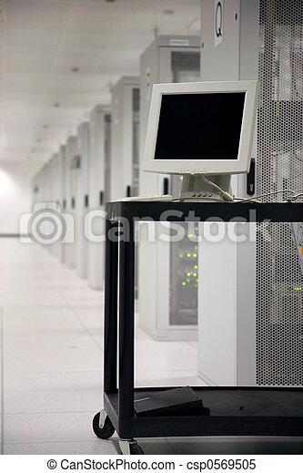 Servidor terminal - csp0569505