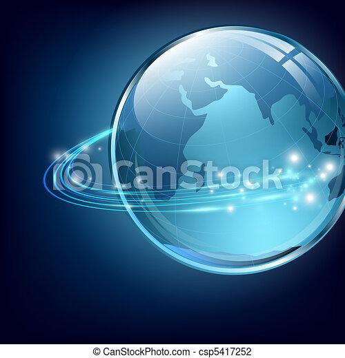 terra, digital, fibras - csp5417252