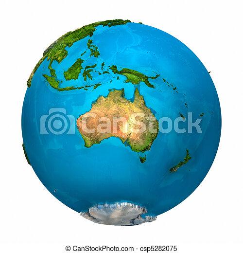 terra pianeta, australia, - - csp5282075