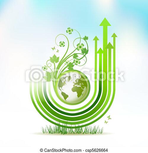 terra, verde - csp5626664