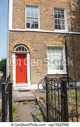 Terrace home. - csp15622996
