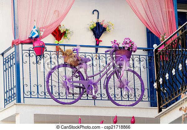 terrazzo, colorito - csp21718866