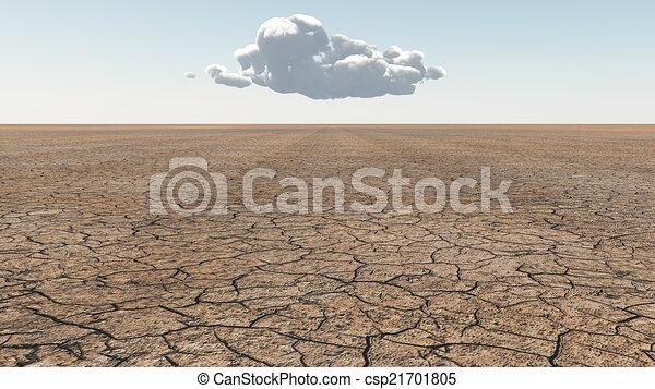 terre, arido - csp21701805