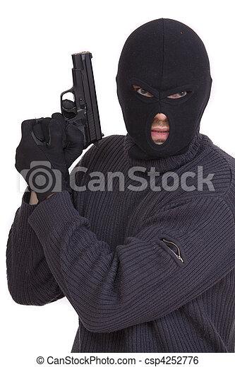 terrorist - csp4252776