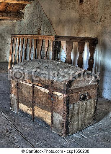 El santuario del tesoro pirata - csp1650208