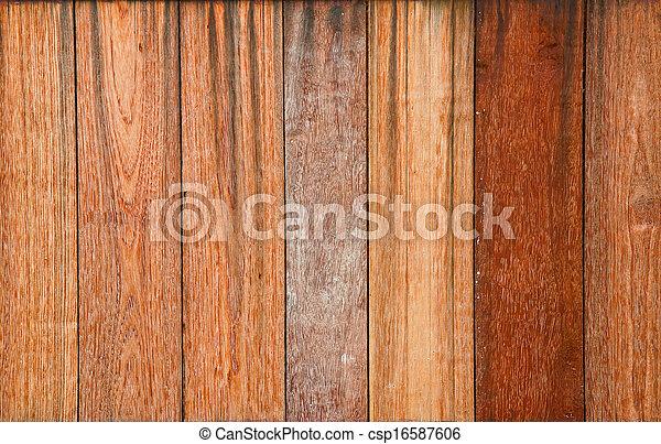 tessuto legno, fondo - csp16587606