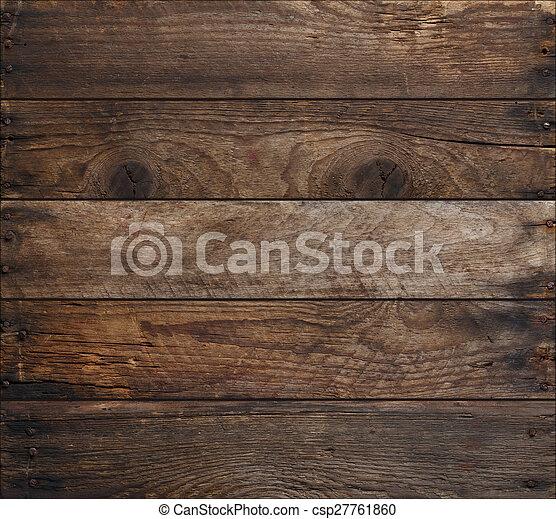 tessuto legno, fondo - csp27761860