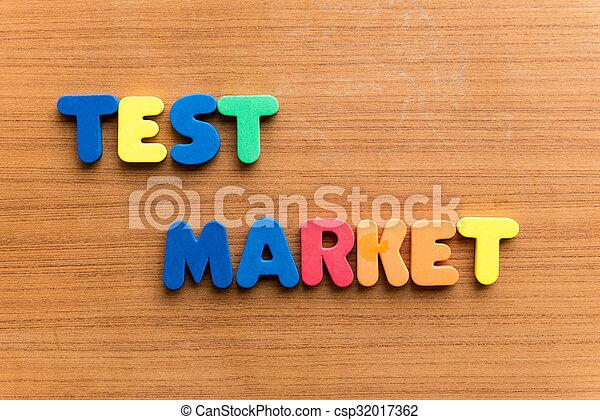 test market - csp32017362