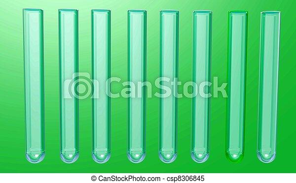 test tubes - csp8306845