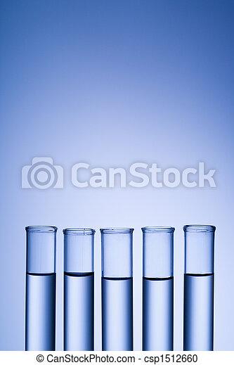 Test tubes. - csp1512660