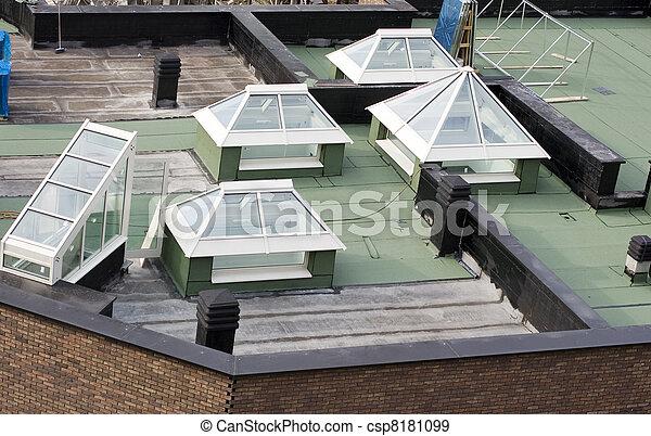 tetőszerkezet, waterproofing - csp8181099