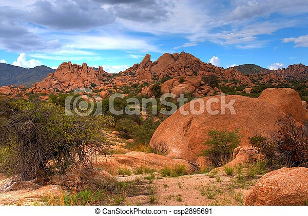 Texas Canyon - csp2895691