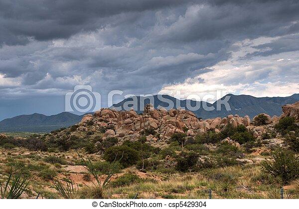 Texas Canyon - csp5429304