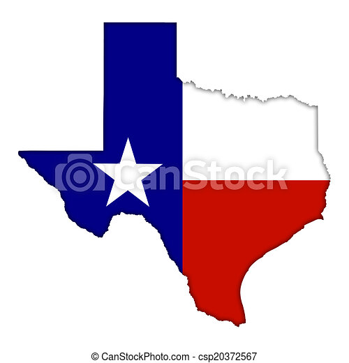 texas flag map icon rh canstockphoto ca