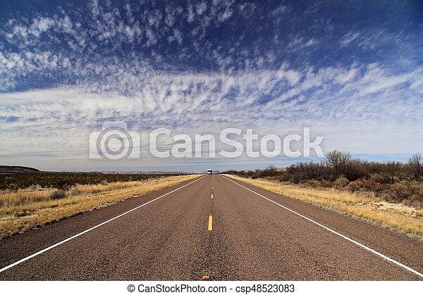 Texas State Highway 118 - csp48523083