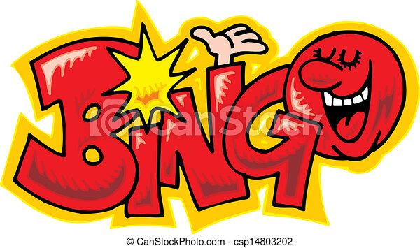 Image result for bingo clipart