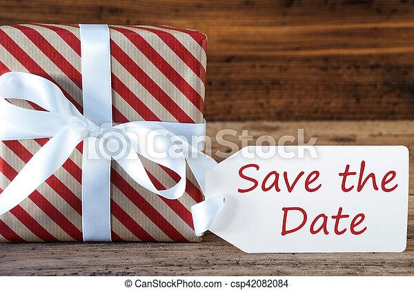Weihnachtsgeschenk-Etikette Dating