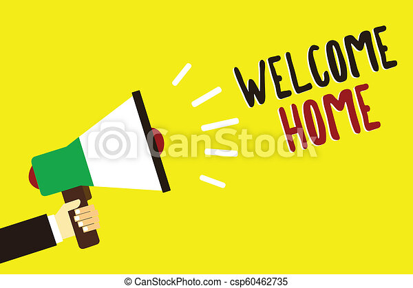 Text sign showing welcome home conceptual photo expression text sign showing welcome home conceptual photo expression greetings new owners domicile doormat m4hsunfo