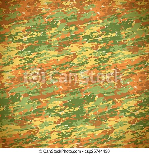 Textile seamless pattern of colorful beautiful colored spots - csp25744430