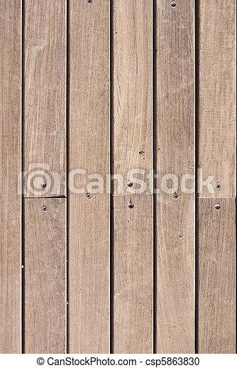 textura madeira - csp5863830