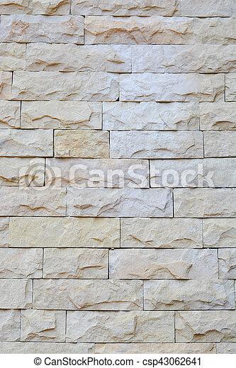 Muro De Piedra Natural Para Fondo O Texturas Canstock