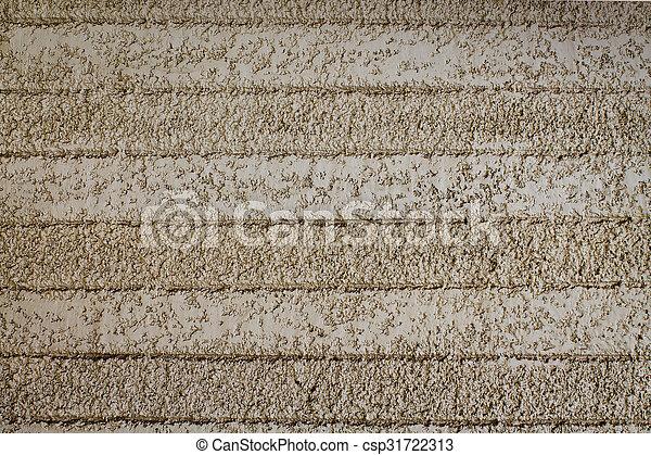 texture beige striped wall - csp31722313