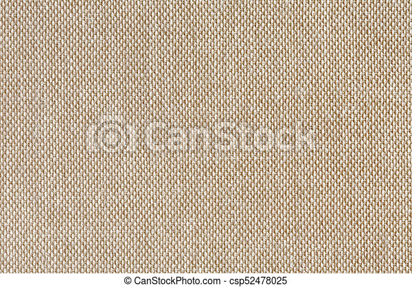 Texture canvas brown background. - csp52478025