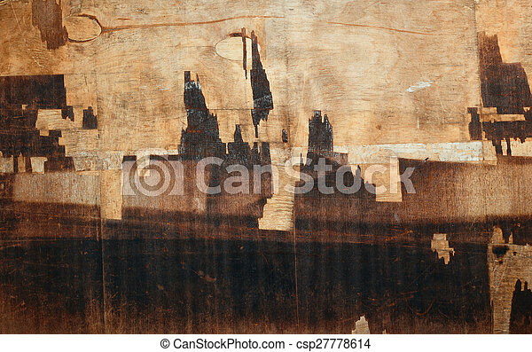texture of a wooden surface - csp27778614