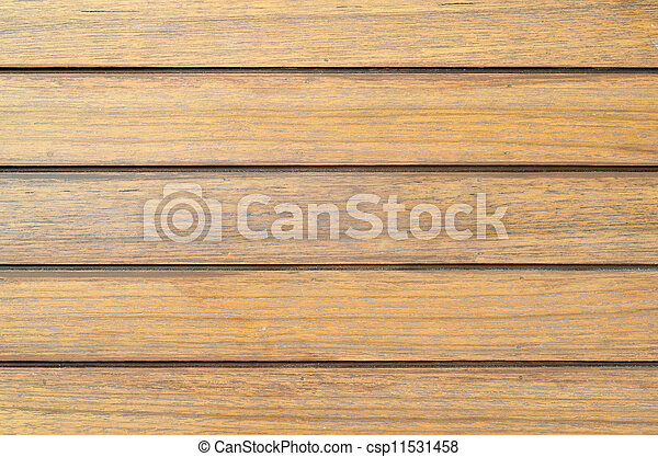 Texture of a wooden wall - csp11531458