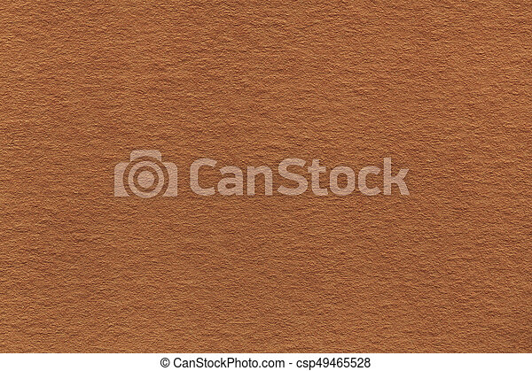 Texture Of Old Light Brown Paper Closeup Structure A Dense Cardboard The Bronze