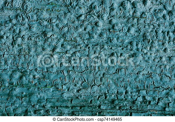 texture of old paint with cracks on the wall - csp74149465